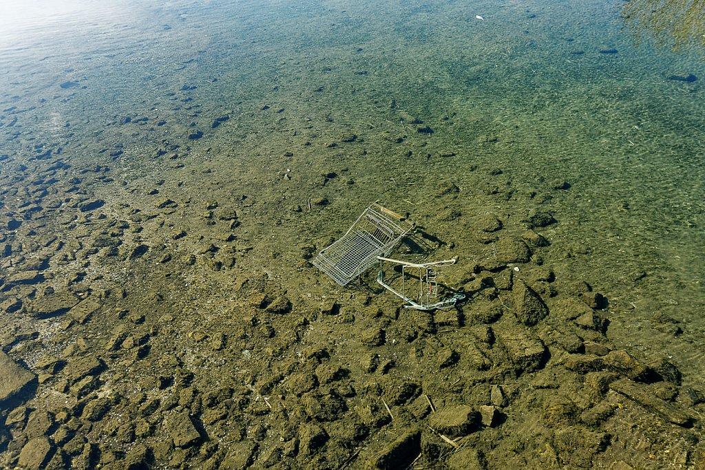 Abfluss Cospudener See